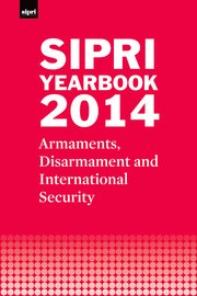 SIPRI yearbook 2014 cover