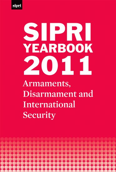 SIPRI yearbook 2011 cover