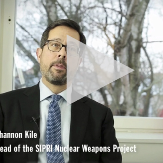 SIPRI at 50: Tracking nuclear forces