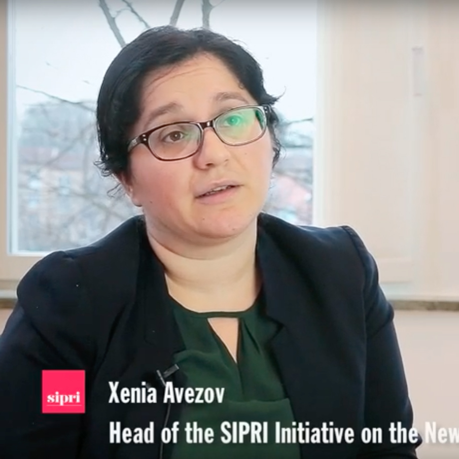 SIPRI at 50: Peace operations