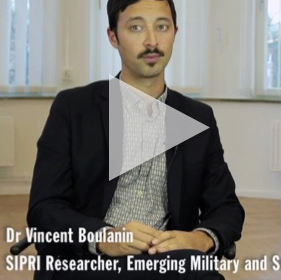 SIPRI at 50: Emernging security technology