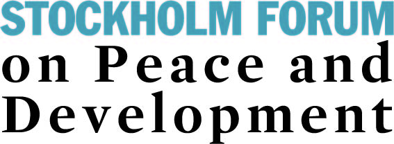 Stockholm Forum on Peace and Development