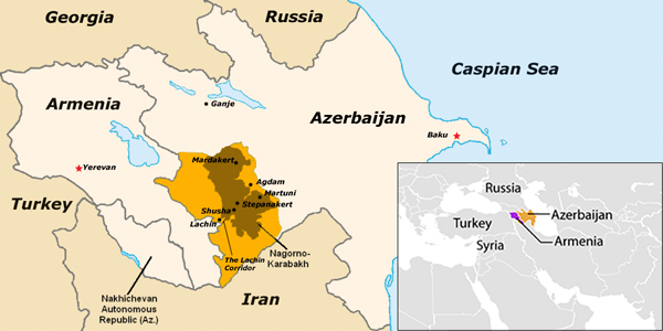 Middle East conflict risks overspill into the Caucasus | SIPRI