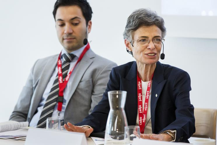 Marianne Gasser, International Committee of the Red Cross