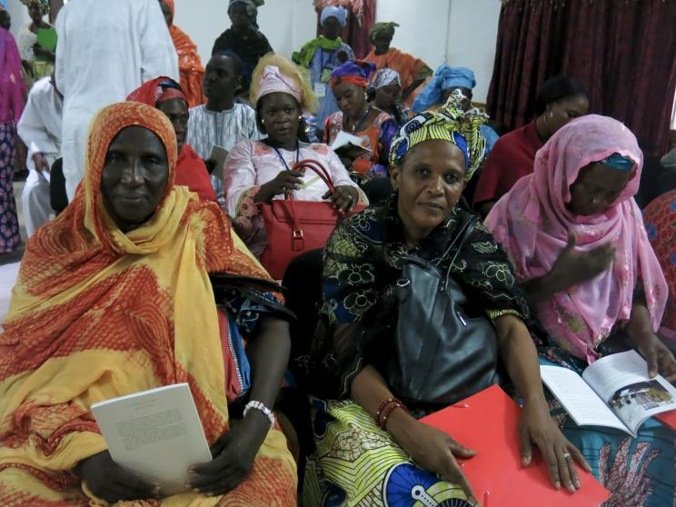 Malian Women's Network inaugural meeting
