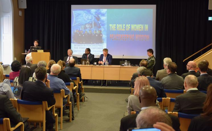Panel discussion on 'Mandates, practice, and the changing role of UN Peacekeeping Operations in times of reform'