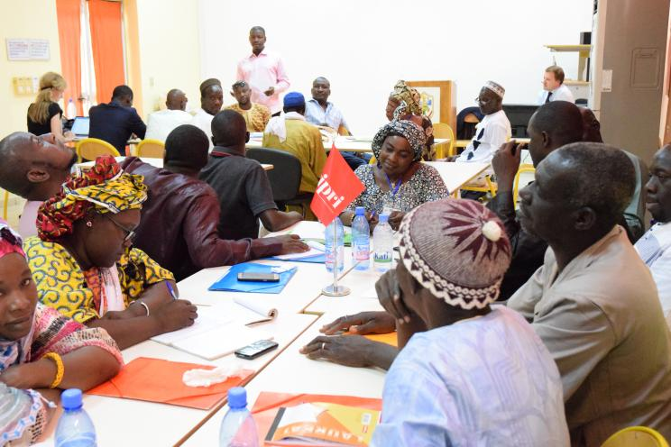 Expert meeting on security in central Mali convened by SIPRI and the European Union delegation in Mali