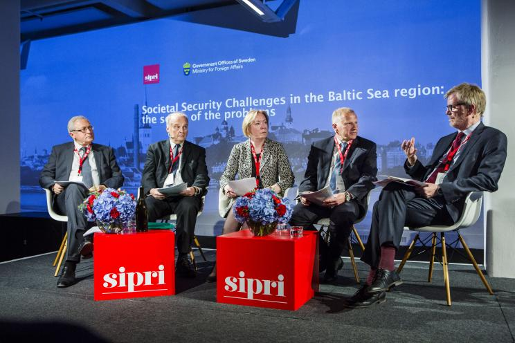 Conference on the Baltic Sea region opening plenary session