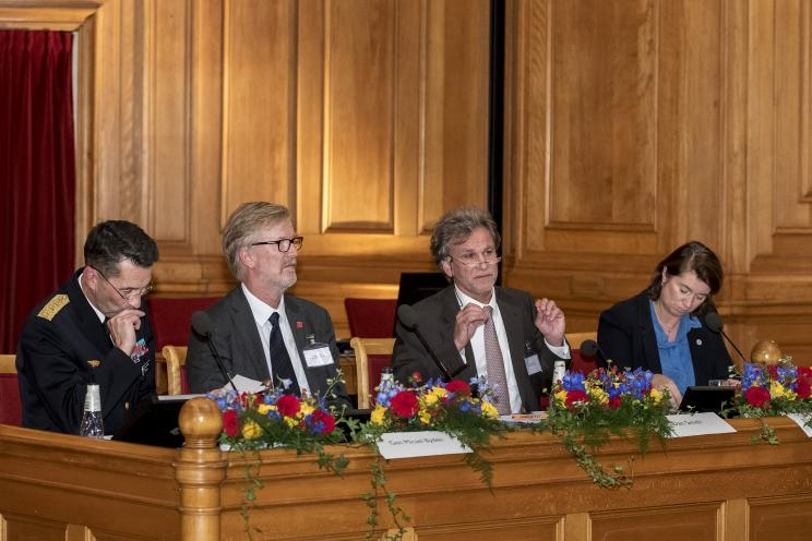 Pre-conference seminar at the Swedish Parliament