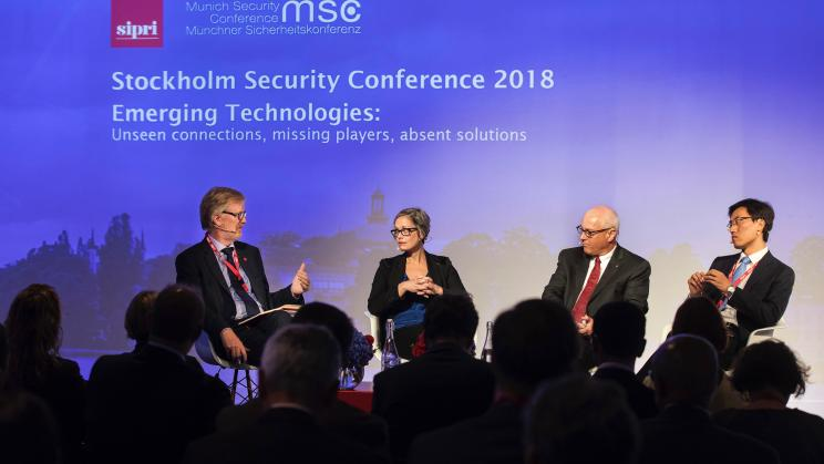 2018 Stockholm Security Conference