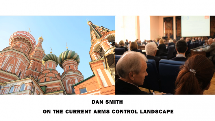 The landscape of arms control: Perspectives from Russia—new film series from SIPRI