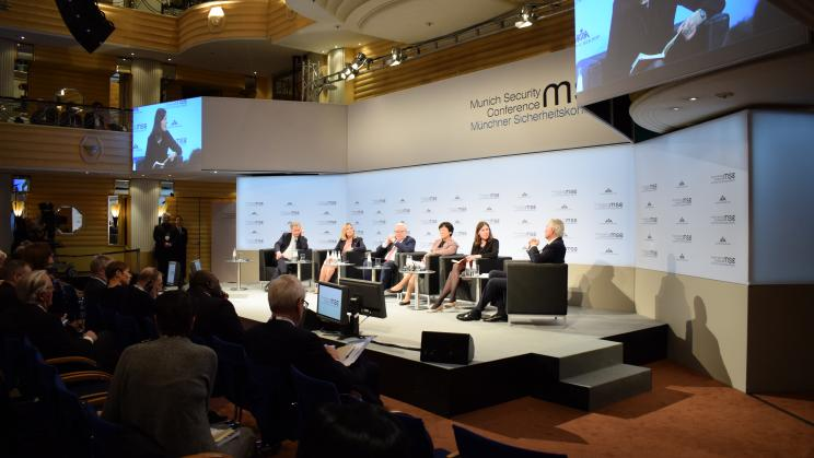 SIPRI at the 2019 Munich Security Conference