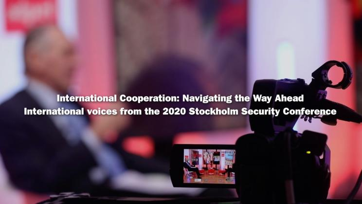 International Cooperation: Navigating the Way Ahead—new SIPRI film