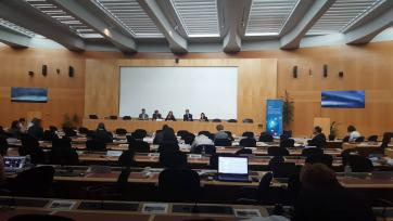 Meeting on global arms trade
