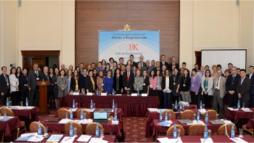SIPRI and partners host Life in Kyrgyzstan Conference