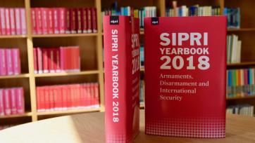 SIPRI Yearbook 2018.