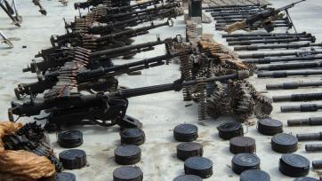 The state of the Arms Trade Treaty: Advancing efforts on international assistance and illicit diversion
