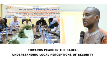 SIPRI launches film series on local perceptions of security in Mali