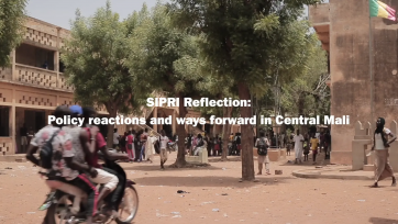 Policy reactions and ways forward in Central Mali—new SIPRI film
