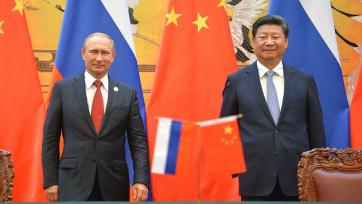 China-Russia relations and regional dynamics: From pivots to peripheral diplomacy