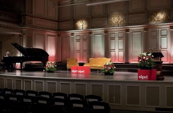 2021 SIPRI Lecture by HE Dr Madeleine Albright