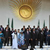 African Union 50th anniversary