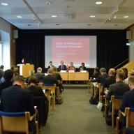 SIPRI hosts conference on Article 36 reviews and emerging technologies