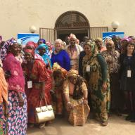 SIPRI launch landmark Malian Women's Network in Bamako
