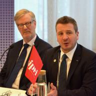 SIPRI hosts Iceland's Foreign Minister