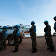 New SIPRI report examines peace operations and the challenges of organized crime