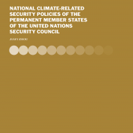 Cover P5 climate security