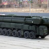 How much does Russia spend on nuclear weapons?