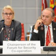 SIPRI at the OSCE Forum for Security Co-operation
