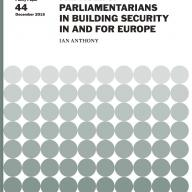 The Role of Parliamentarians in building security in and for Europe