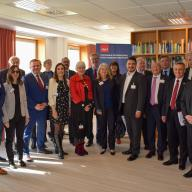 SIPRI hosts visit from NATO Parliamentary Assembly