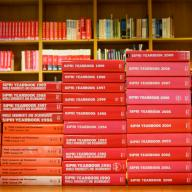 Celebrating 50 years of the SIPRI Yearbook