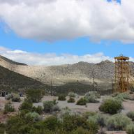 First CTBT on-site inspection activity at the former Nevada Test