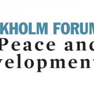 2017 Stockholm Forum on Peace and Development logo