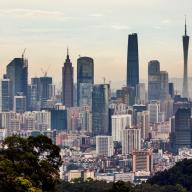 Guangzhou, the third largest city in China