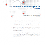 The Future of Nuclear Weapons in NATO