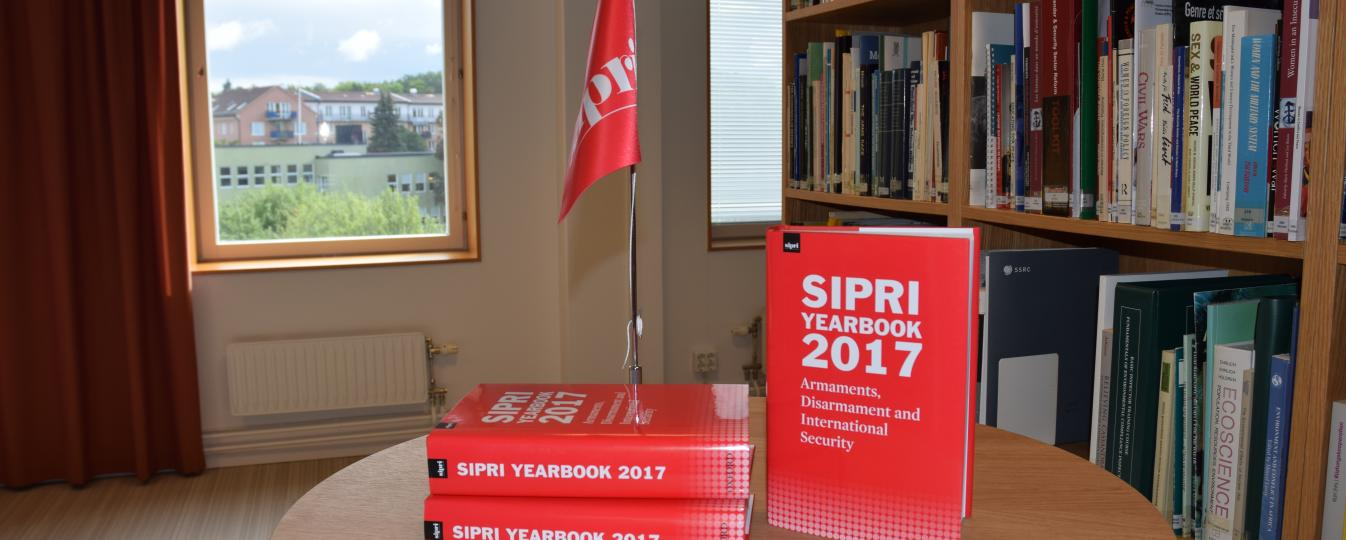 SIPRI Yearbook 2017