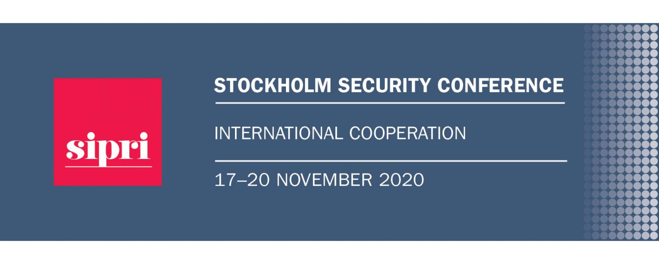 2020 Stockholm Security Conference
