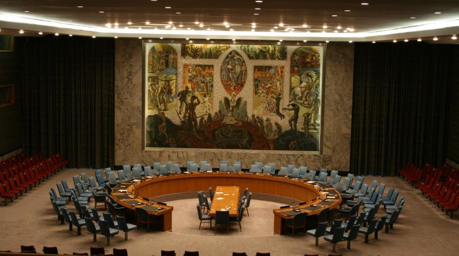 Should the UN Security Council deal with climate security risks?