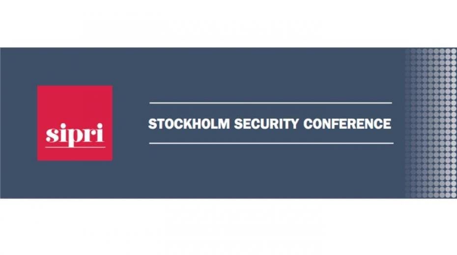 Stockholm Security Conference