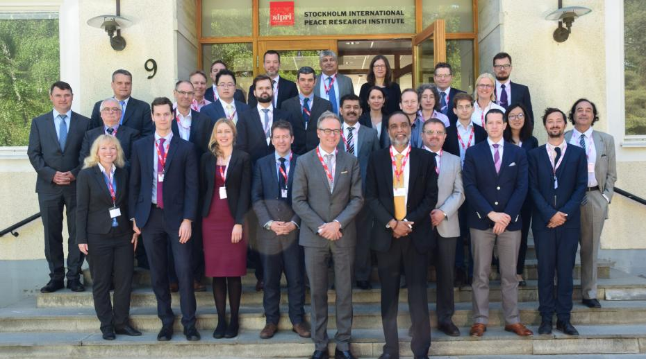 SIPRI hosts workshop on the impact of emerging technologies on nuclear risk