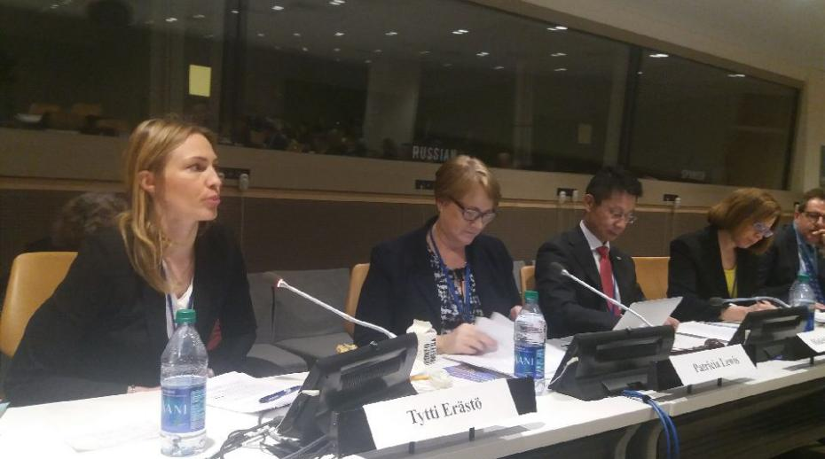 SIPRI presents new reports at the Non-Proliferation Treaty PrepCom in New York