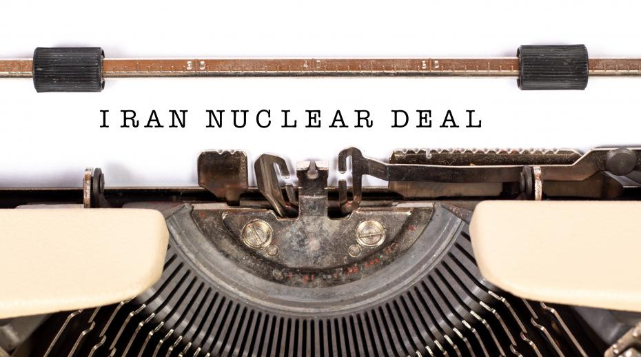 Marco Verch / The Iran Nuclear Deal