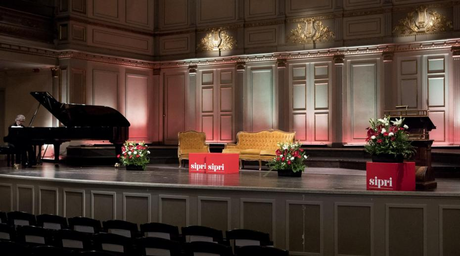 2021 SIPRI Lecture by HE Madeleine Albright
