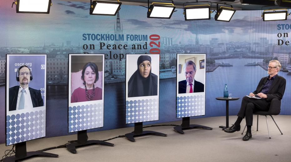Stockholm Forum Daily: Programme, videos and photos