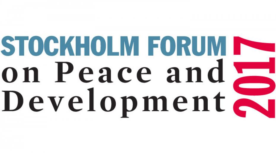 2017 Stockholm Forum on Peace and Development